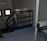 2008 Sincrotrone  Trieste s.c.p.a. - Basovizza (TS) Fabbricato ad uso Uffici e Laboratori